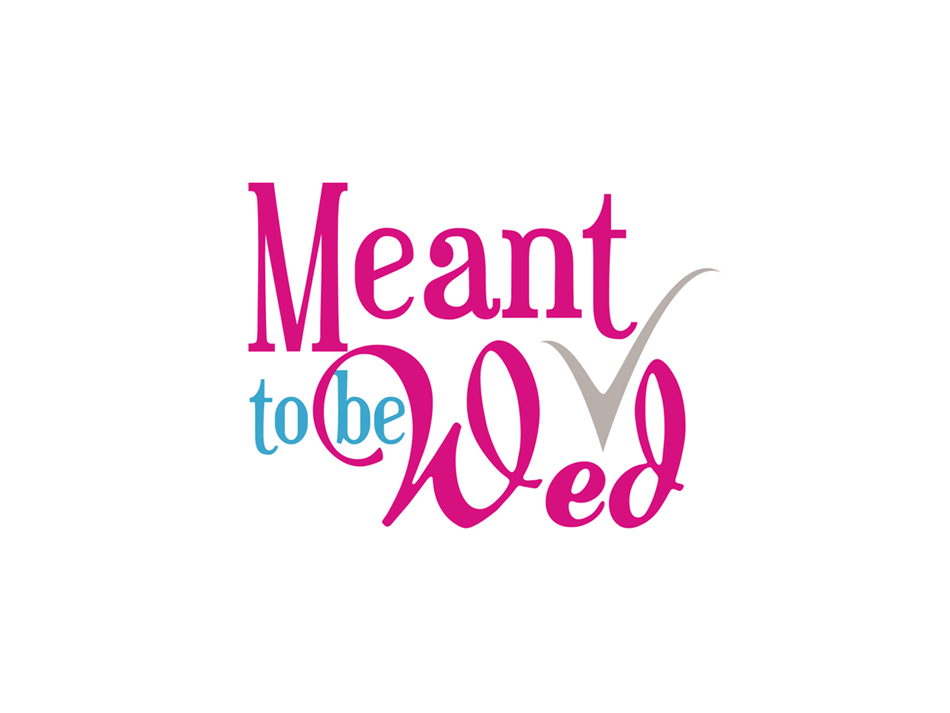 Meant to be Wed Logo