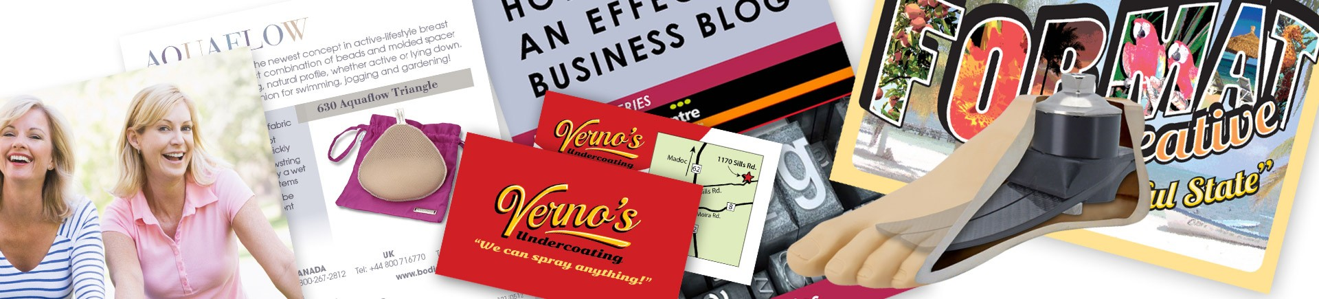 Graphic Design and Print Design