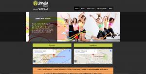 Zumba with Serena