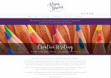 Alison Davies Homepage