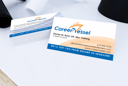 Career Vessel Business Card