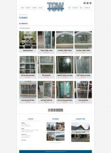 Trenton Glass Clearance Catalog