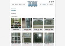 Trenton Glass Clearance Catalog