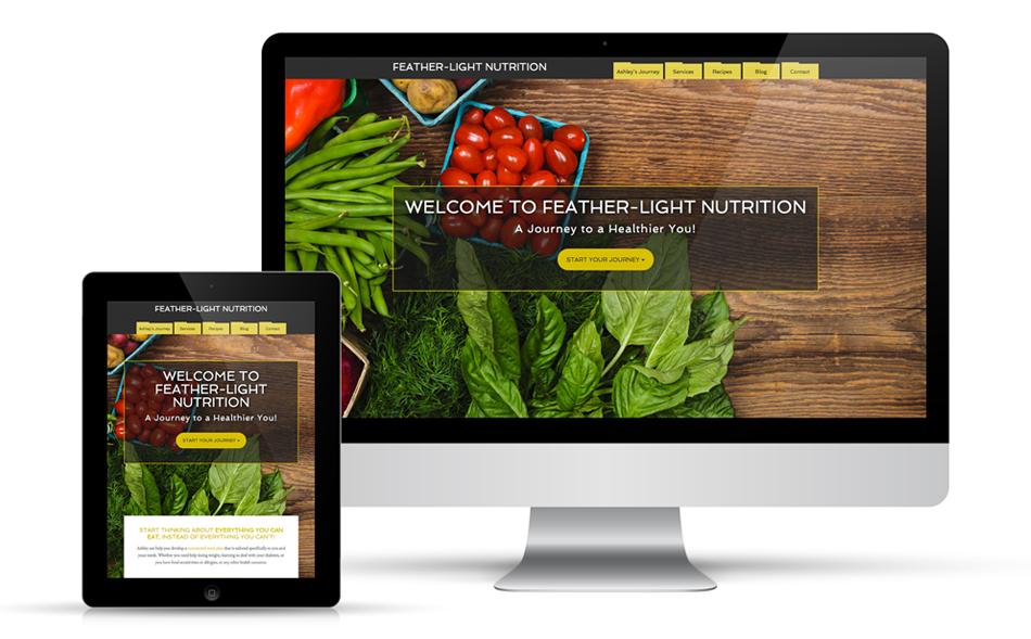 Featherlight Website Design