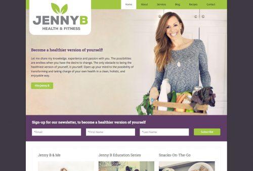 Jenny B Health & Fitness