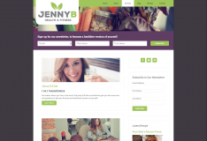Jenny B Health & Fitness Services Page