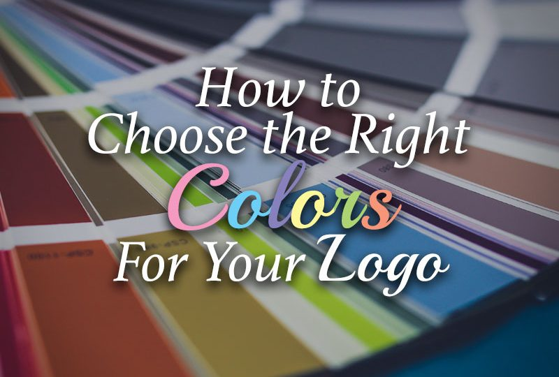 How to Choose the Right Colors for Your Logo