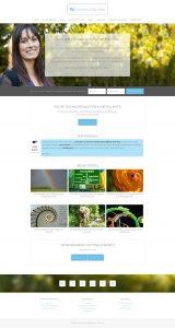 Wishingwell Coaching Web Design