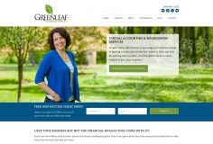 Greenleaf Website Home