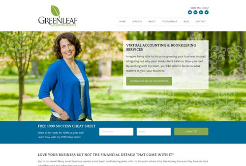 Greenleaf Accounting Services