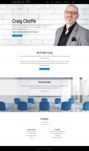 Craig Choffe Homepage