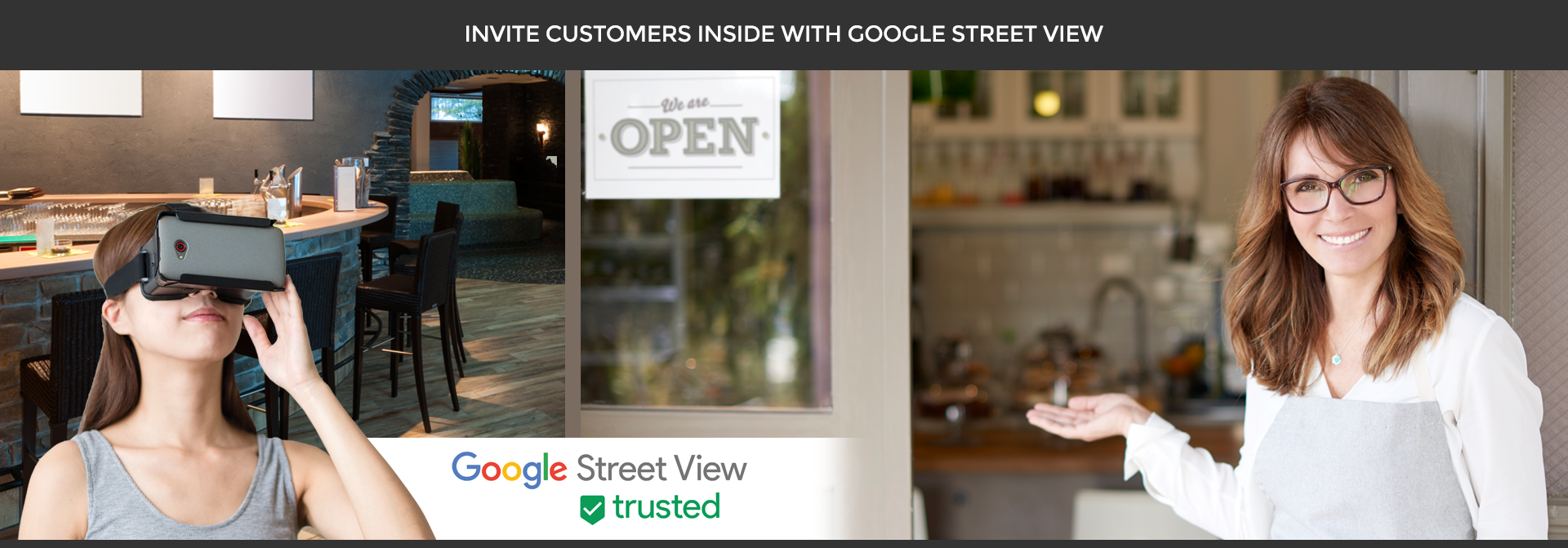Google Street View Tours for Small Businesses
